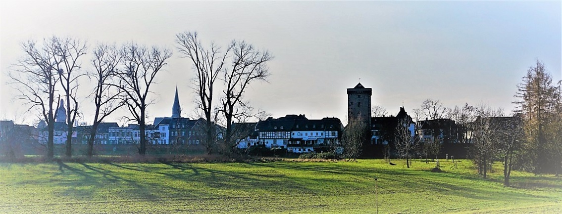 Dormagen-Zons-Skyline